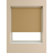 Blackout Roller Blind 175cm Drop - Taupe