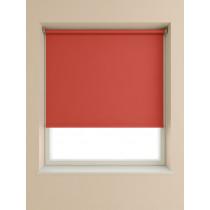 Interior Fabrics Custom Roller Blind - Bright Red