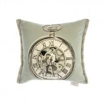 Voyage Maison Timekeeper 43 x 43cm Cushion - Mint