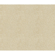 Belfield Casablanca Fabric - Champagne