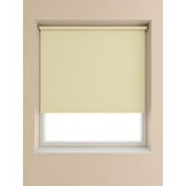 Interior Fabrics Custom Roller Blind - Cream