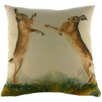 Wrap Boxing Hares Majestic Beasts