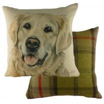 Waggydogz Golden Retriever Cushion