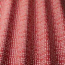 iLiv Dot Dot PVC Fabric - Scarlet
