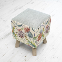 Voyage Maison Toby Footstool - Meadwell