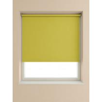 Interior Fabrics Custom Roller Blind - Green