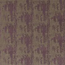 Harlequin Leonida Velvet Eglomise Fabric - Amethyst