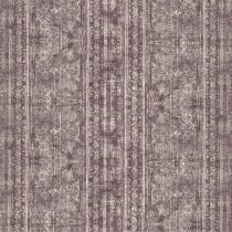 Harlequin Belvedere Odisha Velvet Fabric - Plum,Almond