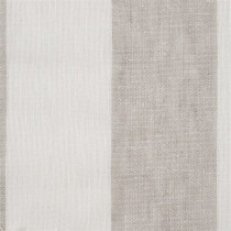 Harlequin Purity Voiles Fabric - Pebble,Ivory