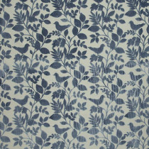 iLiv Orchard Birds Fabric - Delft