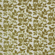 iLiv Orchard Birds Fabric - Willow