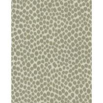 Belfield Polka Fabric - Mink