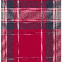 Belfield Padstow Fabric - Red