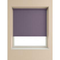 Interior Fabrics Custom Roller Blind - Plum