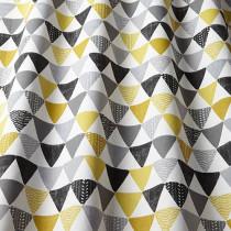 iLiv Pyramids PVC Fabric - Noir