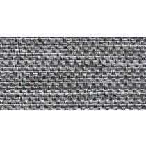 Belfield Raffia Fabric - Silver