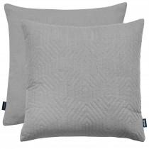 Contour Grey 43 x 43cm Cushion