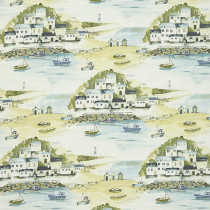 iLiv Seaside Fabric - Lagoon