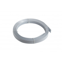 Streamline Coiled Track  - White