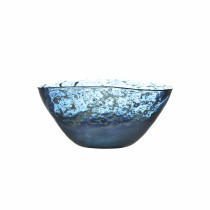 Voyage Maison Thalassa Midnight Ink And Metal - Bowl - Sapphire