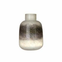 Voyage Maison Amphitrite Sparkle Storm Vessel- Medium Vessel - Onyx Shimmer