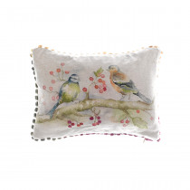 Voyage Maison Birdies Cushion - Linen