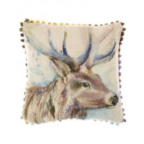 Voyage Maison Buck Cushion - Linen