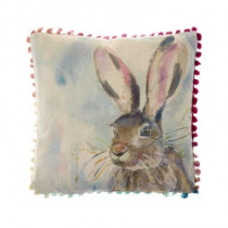 Voyage Maison Harriet Hare Cushion - Linen