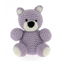 HOOOKED: Billie The Bear Kit - Orchid