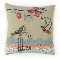 Bird Cage Cushion
