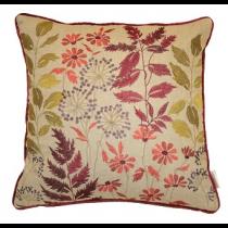 Botanical Berry Cushion