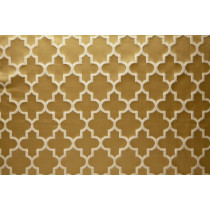 Interior Fabrics Julisa Fabric - Gold