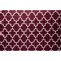 Interior Fabrics Julisa Fabric - Ruby