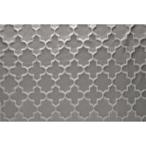 Interior Fabrics Julisa Fabric - Silver