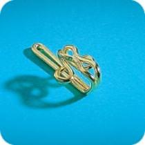 Brass Hooks (R7) (Pack Of 30)