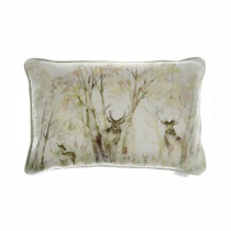 Voyage Maison Enchanted Forest Cushion - Crocus
