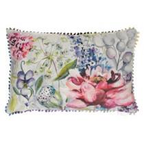 Voyage Maison Spring Garden Cushion - Linen