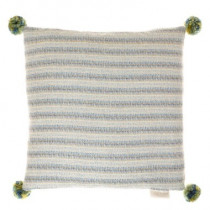Voyage Maison Fairisle Cushion - Atlantic