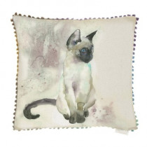 Voyage Maison Siamese Cushion - Linen