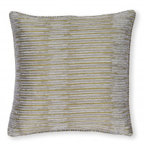 Clarke And Clarke Campello 43 x 43cm Cushion - Olive