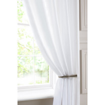 Chatsworth White - Made To Measure Voile