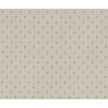 Belfield Diamond Fabric - Cream