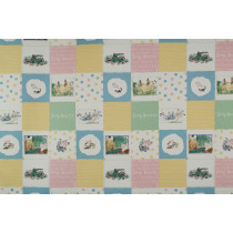 Dirty Beasts Patchwork