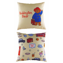 "Paddington Bear 17"" x 17"" Cushion"
