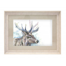 Voyage Maison Buck 90 X 70cm Framed Artwork - Birch