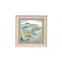Voyage Maison Elldon Meadows 46 X 46cm  Framed Artwork - Birch