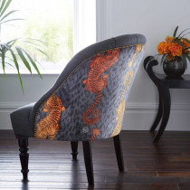 Emma J Shipley Tigris Flame Soho Chair
