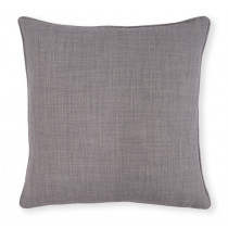 Clarke And Clarke Elba 43 x 43cm Cushion - Grey