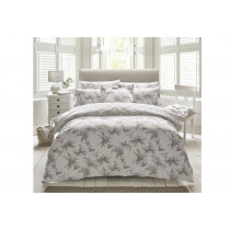 Holly Willoughby Fauna Quilt Cover - Charcoal