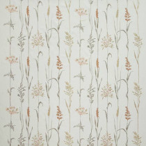 iLiv Field Grasses Fabric - Coral